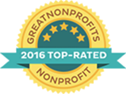 GREATNONPROFITS - 2016 Top-Rated