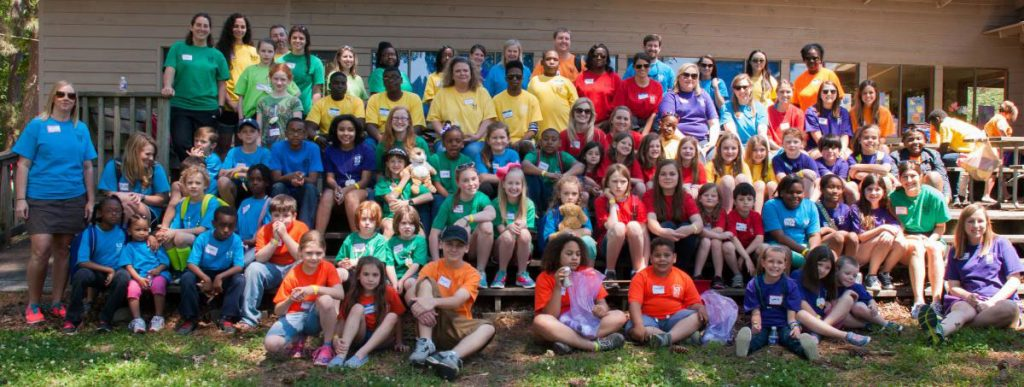 Camp Kandu Children - Spring 2015