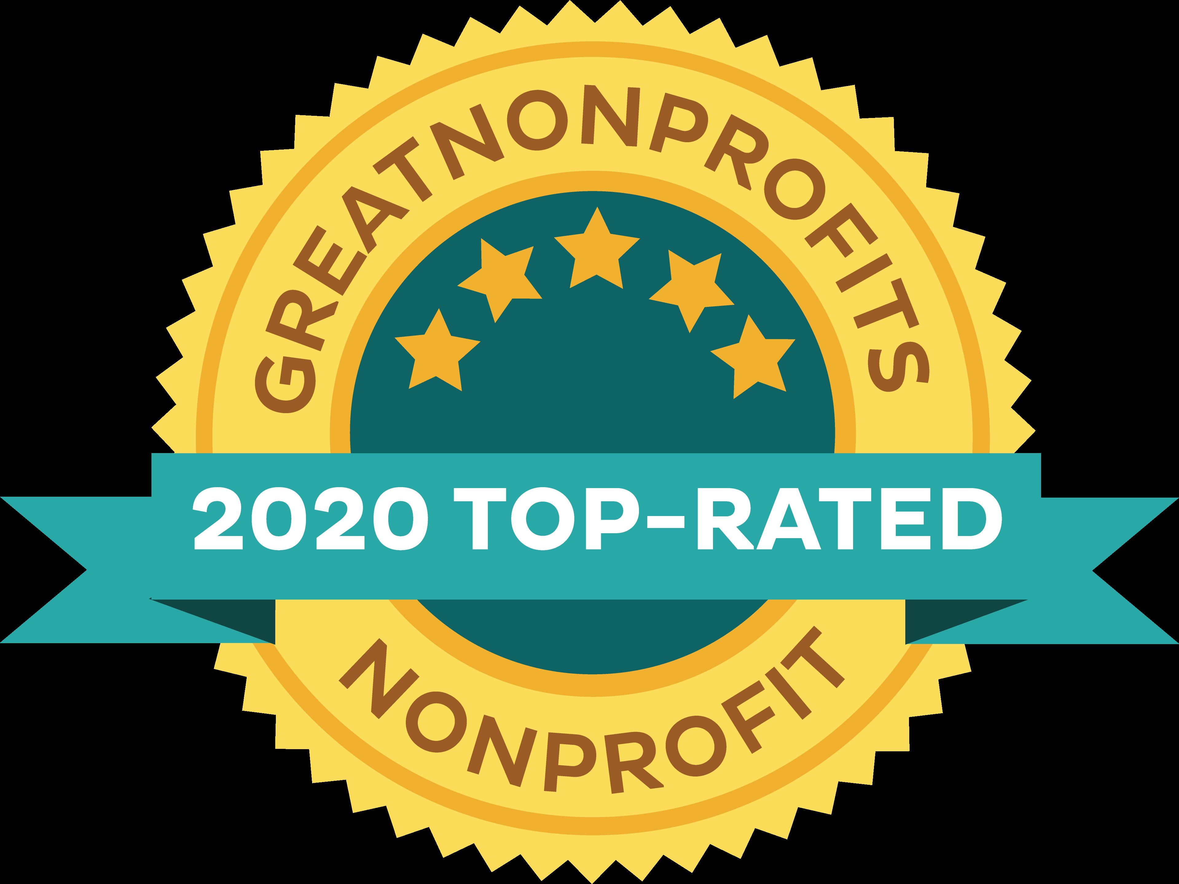 Great Nonprofits 2020